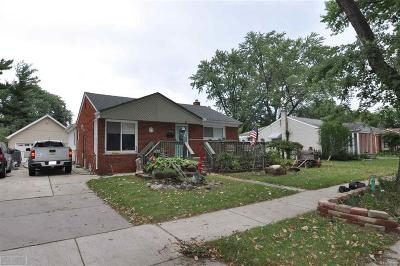Clawson Single Family Home For Sale: 1085 Goodale Ave