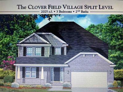 Bruce Twp Single Family Home For Sale: 71582 Julius Drive #Lot 8
