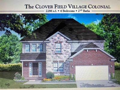 Macomb County, Oakland County Single Family Home For Sale: 71701 Julius Drive #Lot 28