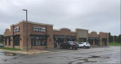 Macomb Twp Commercial Lease For Lease: 21740 21 Mile