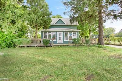 Northville Single Family Home For Sale: 17130 Beck Rd