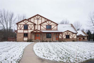 Bruce Twp Single Family Home For Sale: 70353 Fisher Rd