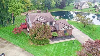 Shelby Twp Single Family Home For Sale: 11625 Watkins