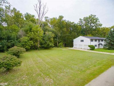 Utica Residential Lots & Land For Sale: Davis Dr