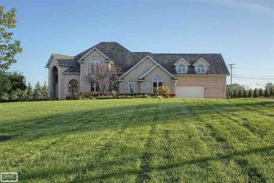 Washington Twp Single Family Home For Sale: 67100 Quail Ridge