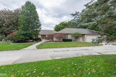 Washington Twp Single Family Home For Sale: 67788 Campground