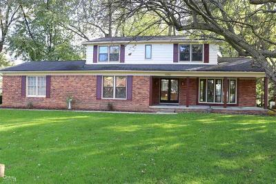 Shelby Twp Single Family Home For Sale: 4266 Tyler Rd.
