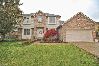 Chesterfield Twp Single Family Home For Sale: 53260 Forestglade Dr