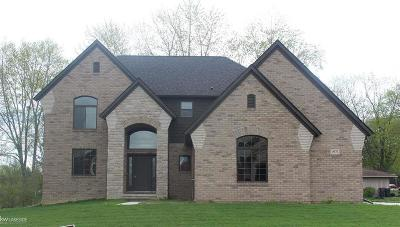 Rochester Hills Single Family Home For Sale: 1971 Rosati Ct