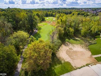 Washington Twp Residential Lots & Land For Sale: 62017 Sawgrass Dr