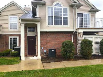 Macomb Twp Condo/Townhouse Contingent - Continue To Show: 52308 Naugatuck