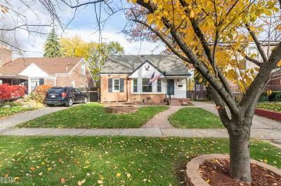 Royal Oak Single Family Home For Sale: 314 N Wilson