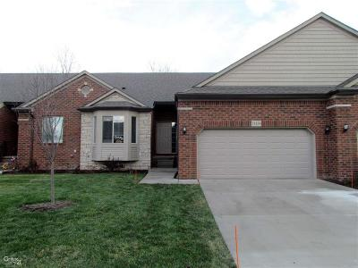 Chesterfield Twp Condo/Townhouse For Sale: 51138 Dunston Dr