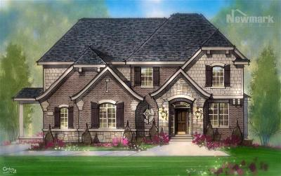 Bruce Twp Single Family Home For Sale: 69595 Wildflower Lane