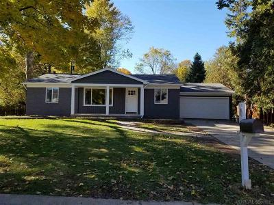 Sterling Heights Single Family Home For Sale: 39355 Marne Ave