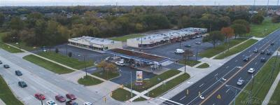 Sterling Heights Commercial Lease For Lease: 34843 Schoenherr