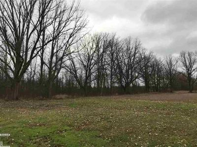 Ray Twp Residential Lots & Land For Sale: North Avenue