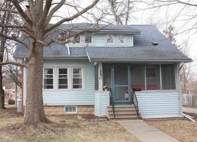 Romeo Vlg, Bruce Twp, Washington Twp Single Family Home For Sale: 250 W Lafayette St