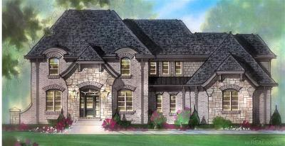 Single Family Home For Sale: 821 Hawkstone Court