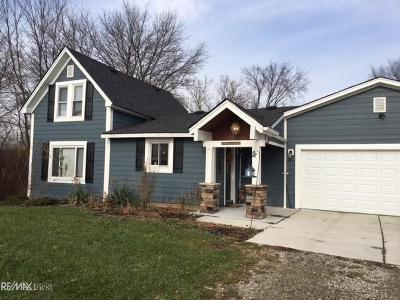 Ray Twp Single Family Home For Sale: 23075 26 Mile