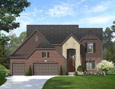 Shelby Twp Single Family Home For Sale: 54399 Deadwood Lane