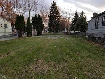 Warren Residential Lots & Land For Sale: 14040 Hobart