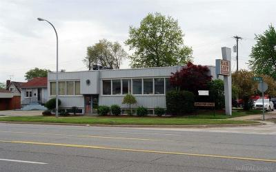 Commercial Lease For Lease: 3610 E 12 Mile