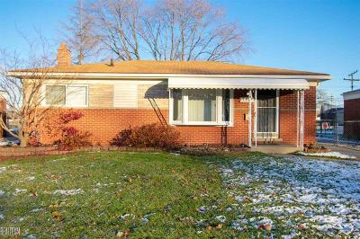Macomb County Single Family Home For Sale: 26142 Wagner