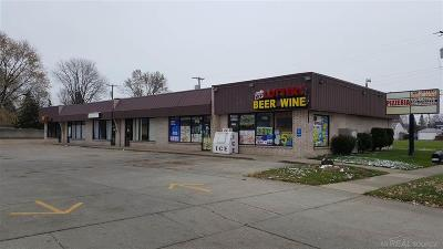 Warren Commercial Lease For Lease: 26130 Schoenherr #Units 26