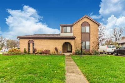 Sterling Heights Single Family Home For Sale: 38419 Arlingdale