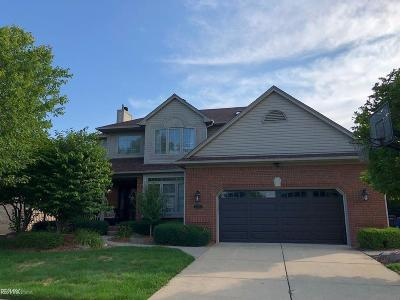Macomb County Single Family Home For Sale: 43590 Bayfield