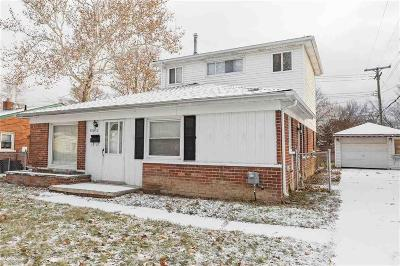 Southfield Single Family Home For Sale: 28042 Brentwood