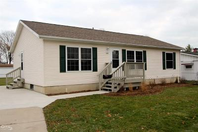 Macomb County Single Family Home For Sale: 110 Euclid