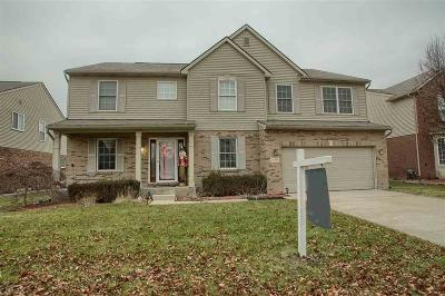 Sterling Heights Single Family Home For Sale: 14319 Elmhurst Dr