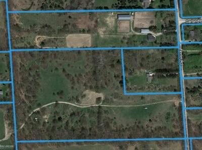 Addison Twp Residential Lots & Land For Sale: Texter