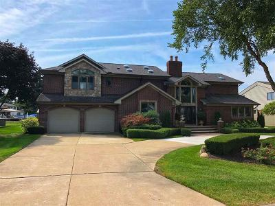 Harrison Twp Single Family Home For Sale: 38140 Circle Dr