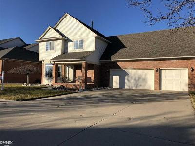 Macomb Twp Single Family Home For Sale: 22267 John Deere