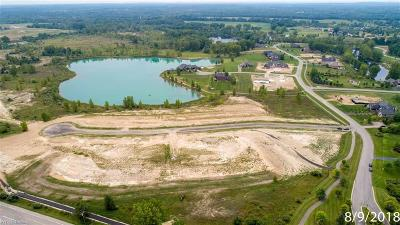 Washington Twp Residential Lots & Land For Sale: 67755 Overlook Trai