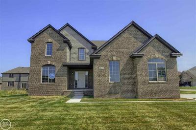 Macomb Twp Single Family Home For Sale: 22157 Richmond Court