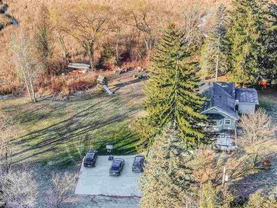 White Lake Single Family Home For Sale: 1350 Oxbow Lake Rd