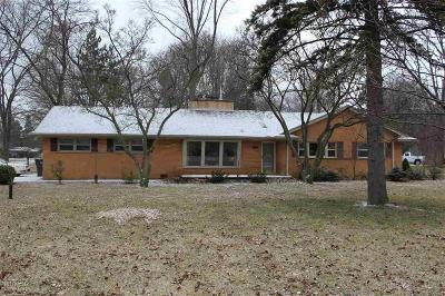 Clinton Twp Single Family Home For Sale: 22040 Wendell