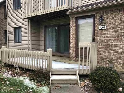 West Bloomfield Condo/Townhouse For Sale: 7095 Elmhurst