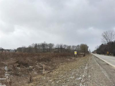 Bruce Twp Residential Lots & Land For Sale: 34 Mile Rd