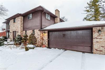 STERLING HEIGHTS Single Family Home For Sale: 3501 Leason Rd