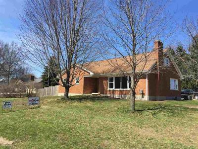 Ottawa County Single Family Home For Sale: 10995 James Street