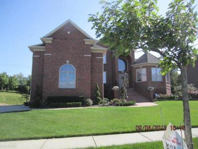 Washington Twp Single Family Home For Sale: 6244 Adams
