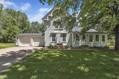 New Baltimore Single Family Home For Sale: 53240 Washington