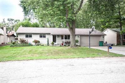 Harrison Twp Single Family Home For Sale: 38175 Elmite St