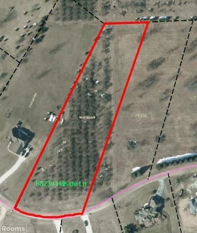 Washington Twp Residential Lots & Land For Sale: Hillside Ln