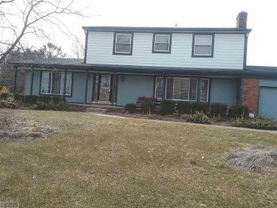 Shelby Twp Single Family Home For Sale: 53561 Starlite